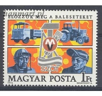 Węgry 1976 Mi 3124 Czyste **