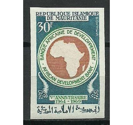 Znaczek Mauretania 1969 Mi 380B Czyste **