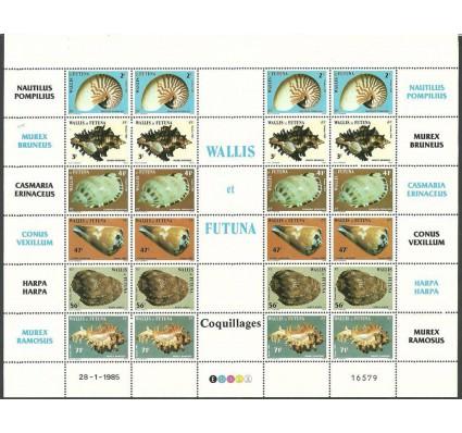 Znaczek Wallis et Futuna 1985 Mi ark 479-484 Czyste **