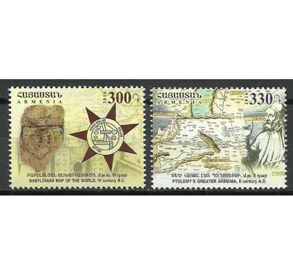 Znaczek Armenia 2016 Mi 992-993 Czyste **