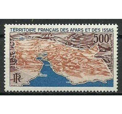 Znaczek Francuskie Terytorium Afarów i Issów 1968 Mi 18 Czyste **