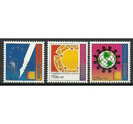 Znaczek Antyle Holenderskie 2001 Mi 1103-1105 Czyste **