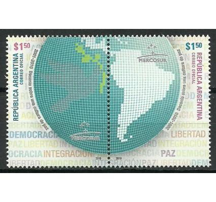 Znaczek Argentyna 2010 Mi 3324-3325 Czyste **