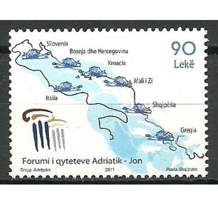 Znaczek Albania 2011 Mi 3382 Czyste **