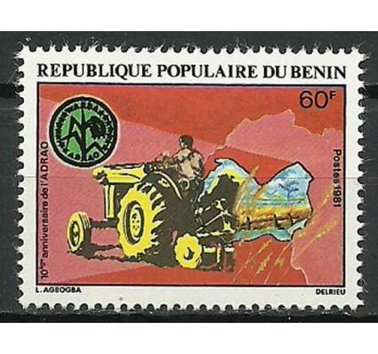 Znaczek Benin 1981 Mi 276 Czyste **