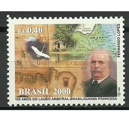 Znaczek Brazylia 2000 Mi 3122 Czyste **