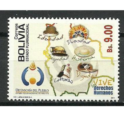 Znaczek Boliwia 2011 Mi 1852 Czyste **