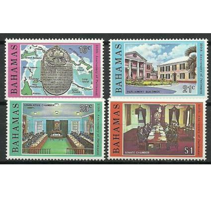 Znaczek Bahamy 1979 Mi 444-447 Czyste **
