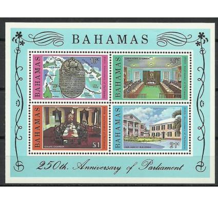Znaczek Bahamy 1979 Mi bl 28 Czyste **