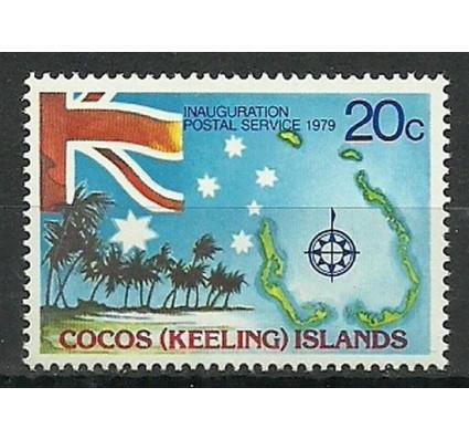 Znaczek Wyspy Kokosowe / Keelinga 1979 Mi 32 Czyste **