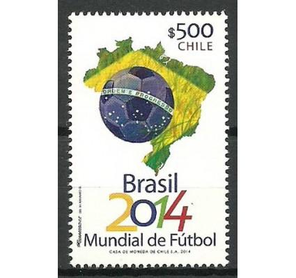 Znaczek Brazylia 2014 Mi 2492 Czyste **