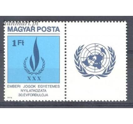 Znaczek Węgry 1979 Mi zf 3334 Czyste **