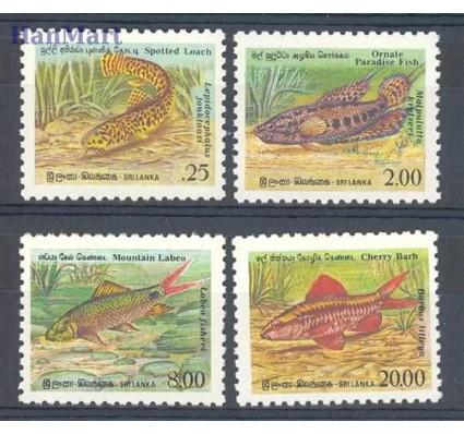 Znaczek Sri Lanka 1990 Mi 932-935 Czyste **