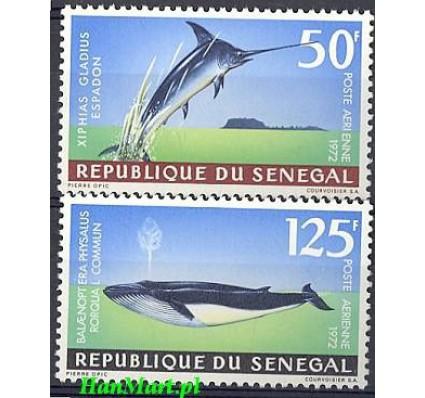 Znaczek Senegal 1972 Mi 508-509 Czyste **