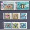 Tanzania 1967 Mi die 9-16 Czyste **