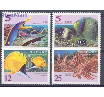 Znaczek Tajwan 2005 Mi 3037-3040 Czyste **