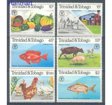 Znaczek Trynidad i Tobago 1981 Mi 435-440 Czyste **