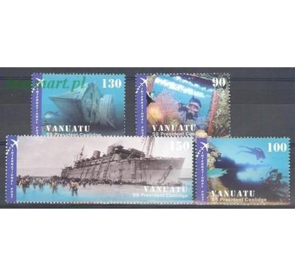 Znaczek Vanuatu 2006 Mi 1306-1309 Czyste **