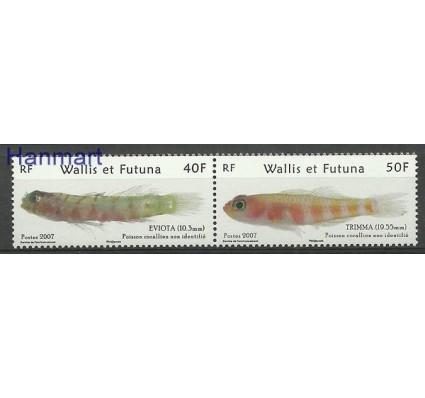 Znaczek Wallis et Futuna 2007 Mi 948-949 Czyste **