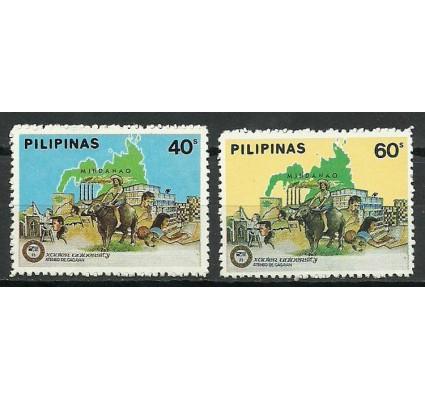 Znaczek Filipiny 1983 Mi 1545-1546 Czyste **