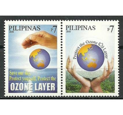Znaczek Filipiny 2010 Mi 4414-4415 Czyste **