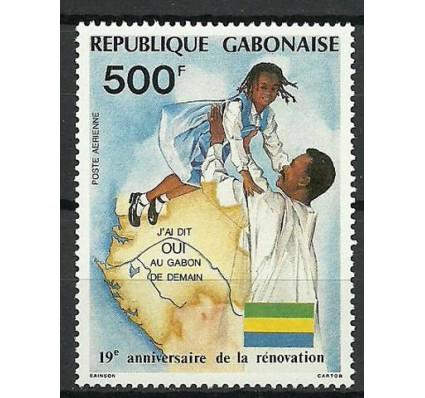 Znaczek Gabon 1987 Mi 986 Czyste **