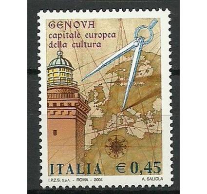 Znaczek Włochy 2004 Mi 2949 Czyste **