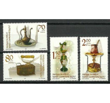 Znaczek Cypr Północny 2007 Mi 655-658 Czyste **