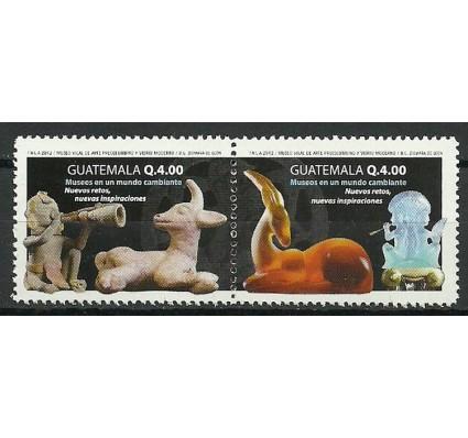 Znaczek Gwatemala 2012 Mi 1568-1569 Czyste **