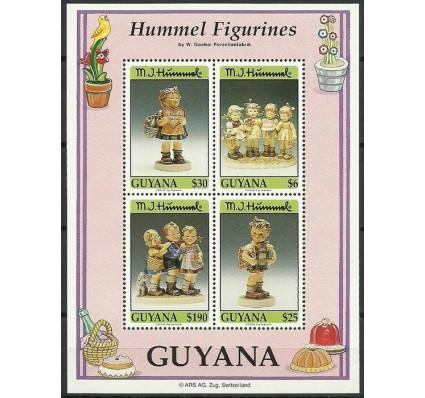 Znaczek Gujana 1994 Mi bl 412 Czyste **