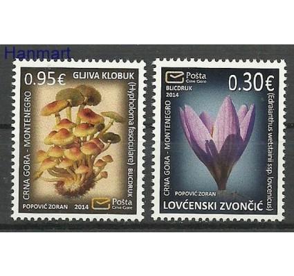 Znaczek Czarnogóra 2014 Mi 347-348 Czyste **