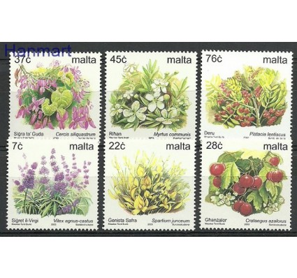 Znaczek Malta 2003 Mi 1253-1258IA Czyste **
