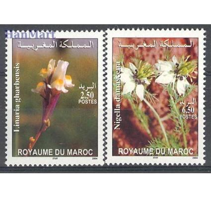 Znaczek Maroko 2004 Mi 1452-1453 Czyste **