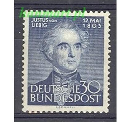 Niemcy 1953 Mi 166 Czyste **