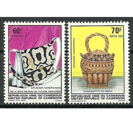 Znaczek Kamerun 1982 Mi 974-975 Czyste **
