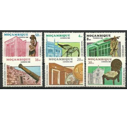 Znaczek Mozambik 1984 Mi 985-990 Czyste **