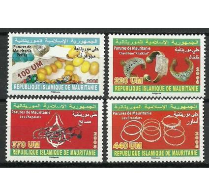 Znaczek Mauretania 2008 Mi 1157-1160 Czyste **