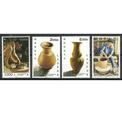Znaczek Laos 2011 Mi 2192-2195 Czyste **