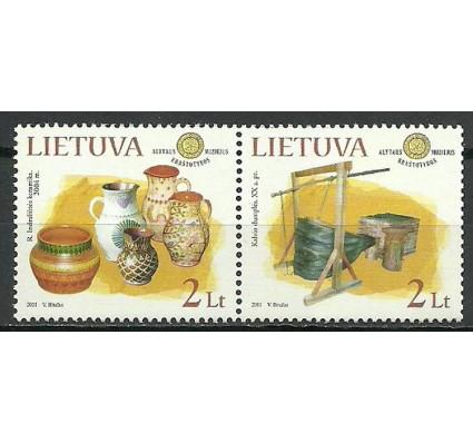 Znaczek Litwa 2011 Mi 1070-1071 Czyste **
