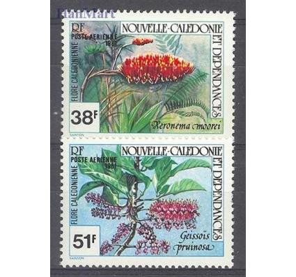 Znaczek Nowa Kaledonia 1981 Mi 662-663 Czyste **