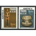 Panama 1989 Mi 1695-1696 Czyste **