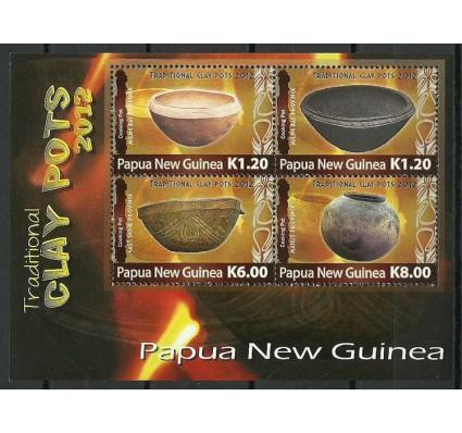 Znaczek Papua Nowa Gwinea 2012 Mi ark 1788-1791 Czyste **