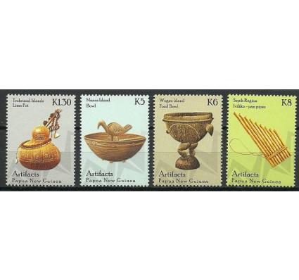 Znaczek Papua Nowa Gwinea 2014 Mi 1990-1993 Czyste **