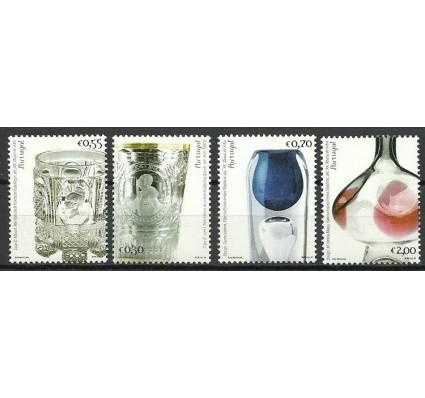 Znaczek Portugalia 2003 Mi 2728-2731 Czyste **