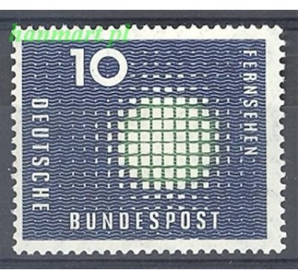Niemcy 1957 Mi 267 Czyste **