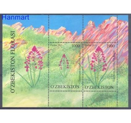 Znaczek Uzbekistan 2011 Mi bl 59 Czyste **
