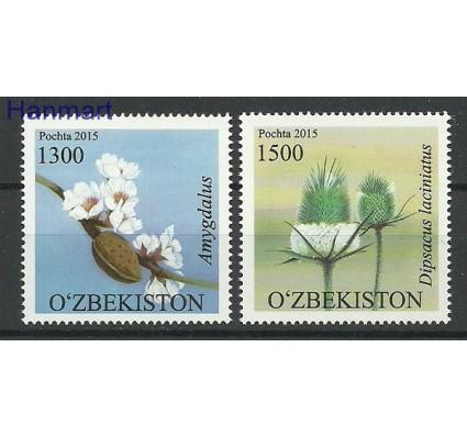 Znaczek Uzbekistan 2015 Mi 1126-1127 Czyste **