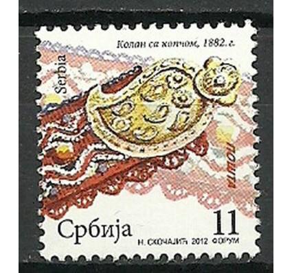 Znaczek Serbia 2012 Mi 373II Czyste **