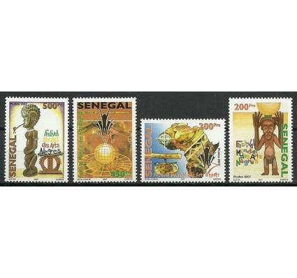 Znaczek Senegal 2010 Mi 2176-2179 Czyste **