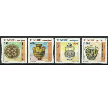 Znaczek Tunezja 2012 Mi 1776-1779 Czyste **